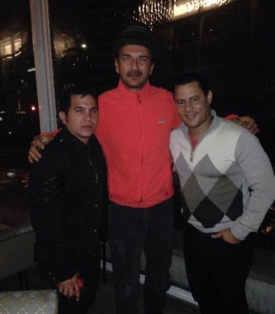 Dúo cubano Buena Fe colabora con Ricardo Arjona