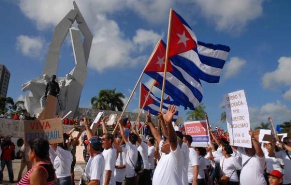 Cuba prepara masiva movilización popular por el 1ro de mayo