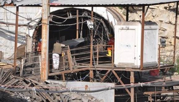 explosión en mina en Turquía