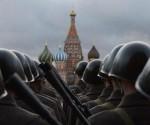 Rusia celebra victoria sobre fascismo con desfiles y homenajes