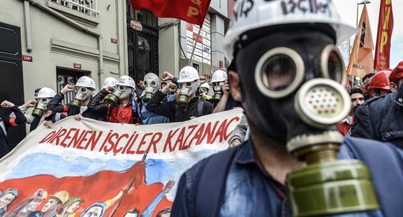 Turquía. Foto: BULENT KILIC/AFP.