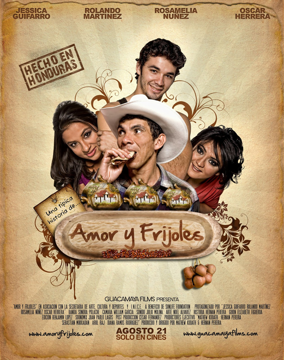 Amor y frijoles CineDeko