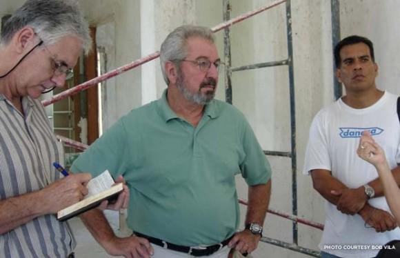 Bob Vila en Finca Vigía.