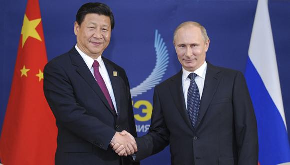 Cooperación Rusia-China preocupa a EE.UU.