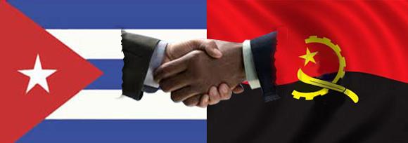 Abogan Angola y Cuba por fortalecer cooperación mutua