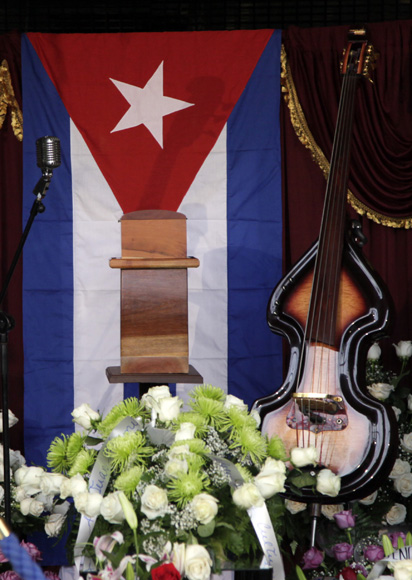 Cuba despide a Juan Formell. Foto: Ismael Francisco/ Cubadebate