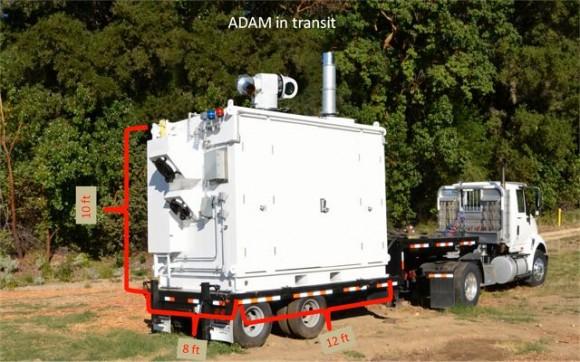EEUU prueba laser que pulveriza objetivos en 30 segundos