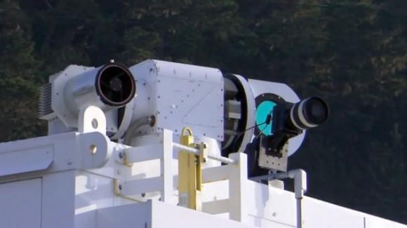 EEUU prueba un laser capaz de liquidar objetivos en menos de 30 segundos