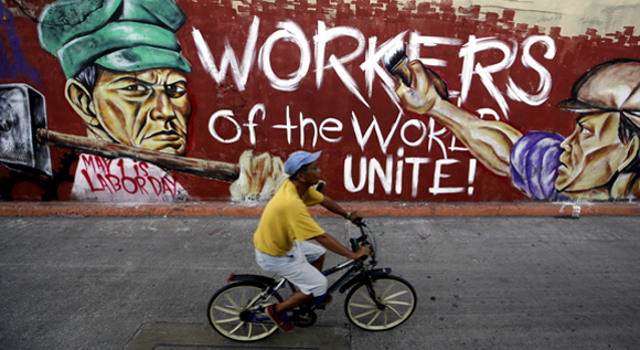 Filipinas. Foto: RITCHIE TONGO/EFE.