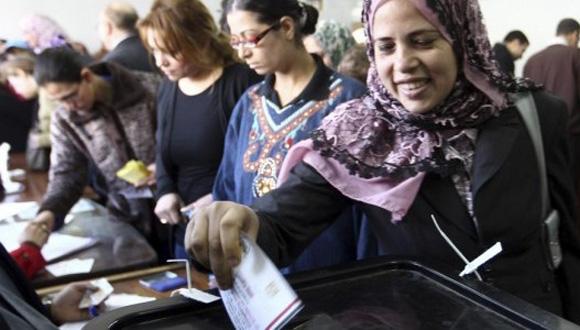 Elecciones en Egipto Martes