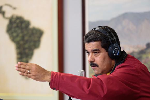 En contacto con Maduro A