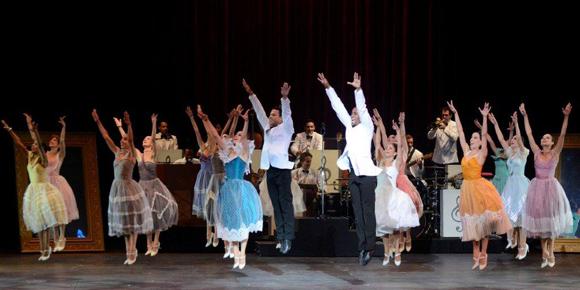 Compañía de Ballet Lizt Alfonso se presentará en el Mella.