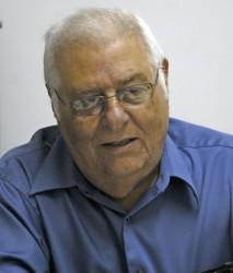 Eugenio Suárez Pérez, Director de la Oficina de Asuntos Históricos,  afirma que quienes trabajan hoy en la institución son continuadores del legado de Celia. Foto: Ismael Batista