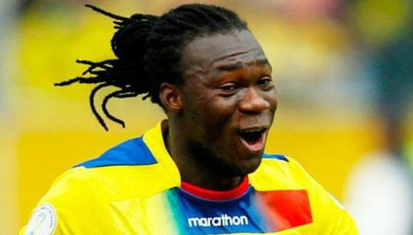 El delantero del Al-Jazira Sporting Club será el hombre-gol de los ecuatorianos