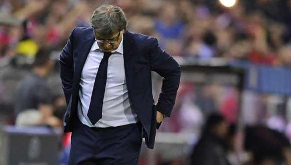 Martino dejará de ser el técnico del Barcelona. FOTO: Agencia.