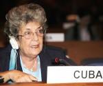 Gisela Alonso Domínguez, presidenta de la Agencia de Medio Ambiente (AMA)