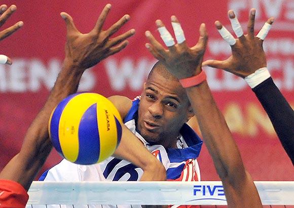 Cuba gana final de tercer nivel de Liga Mundial de Voleibol