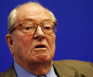 Jean-Marie Le Pen. Foto: Archivo