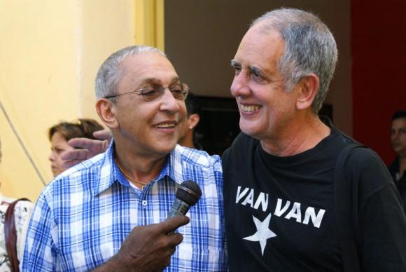 Juan Formell y Guillermo Vilar