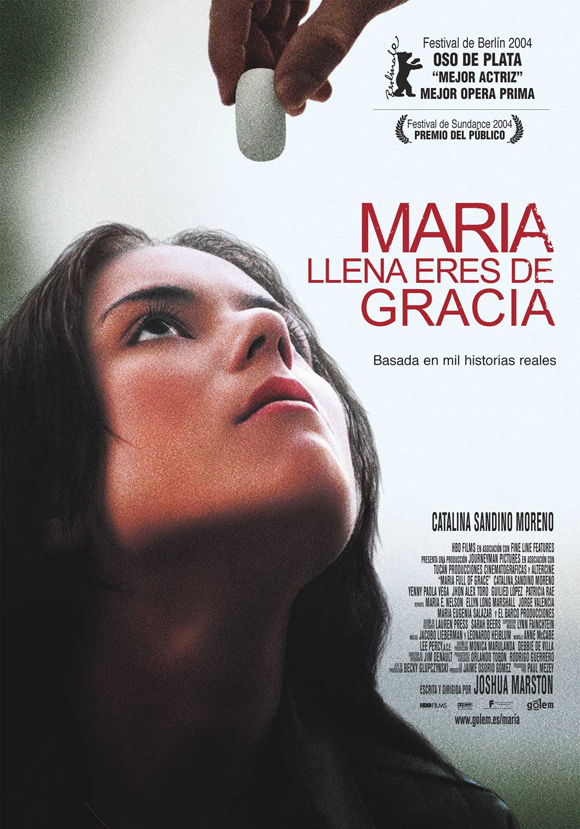 MARÍA LLENA ERES DE GRACIA
