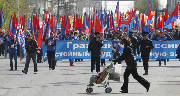 Rusia. Foto: ILYA NAYMUSHIN/REUTERS.