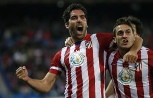 Raúl García y Koke, dos de los mejores en asistencias del Atlético de Madrid