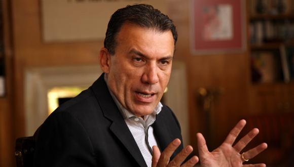 Roy Barreras, presidente de la Comisión de Paz del Senado. Imagen de Archivo.