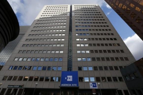 Sede de la Agencia EFE