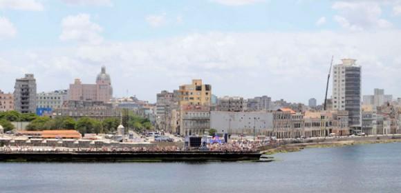 Serie Mundial de Cliff Diving Habana Cuba