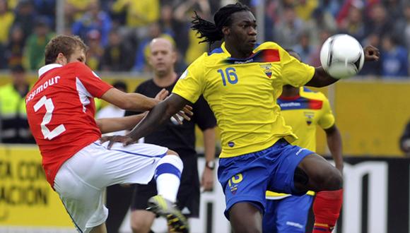 El encuentro entre Suiza y Ecuador debería definir a uno de los clasificados