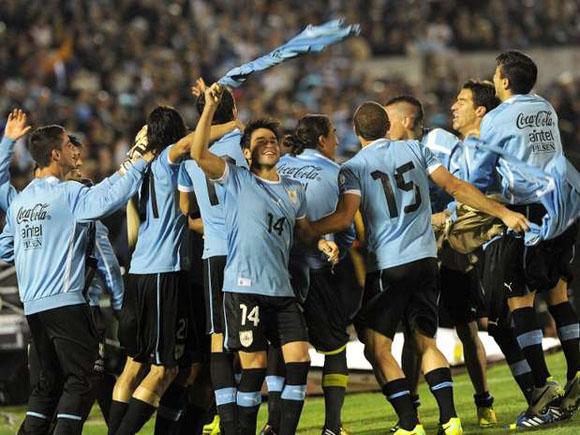 Uruguay 2014 Clasificación Mundialista