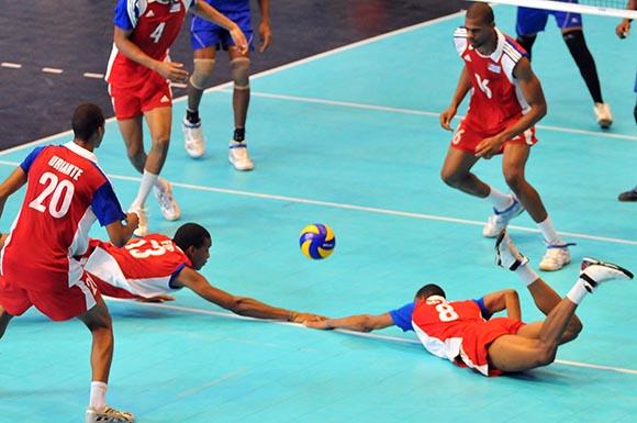 Logró Cuba primera victoria en Campeonato Mundial de Voleibol