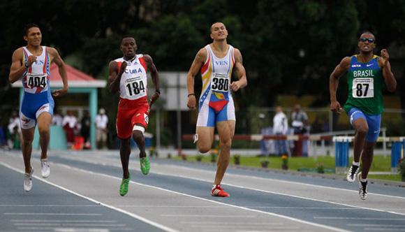 Venezuela Ibero American Athletics