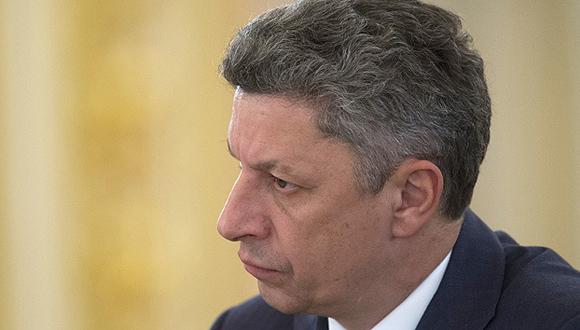 Yuri Boiko. Político. Nacido en la región de Donetsk, trabajó hasta 1999 como director de la planta química Zaria, ubicada en la región de Lugansk. Desde diciembre de 2012 hasta febrero de 2014 ocupó el cargo de viceprimer ministro de Ucrania. De 2007 hasta 2014 fue miembro del Partido de las Regiones.