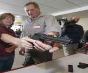 Gun Groups Offer Free Concealed-Carry Gun Training To School Employees