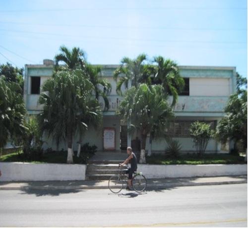Iglesia Jesús de Miramar.
