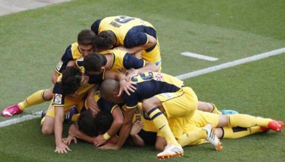 atletico de madrid vence al Barcelona