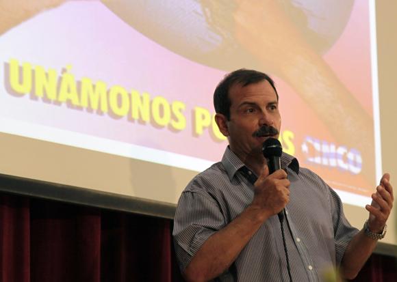 Arribará a España héroe cubano Fernando González