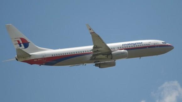 avión Malasia