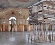 Para Kcho la Bienal de La Habana reafirma el amor por el arte.