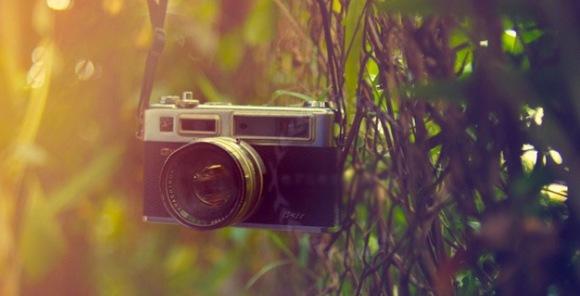 cámara fotográfica. Foto: © deviantart.com /ernest-art