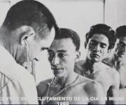 Centro de Reclutamiento de la CIA en MIami, en 1960.