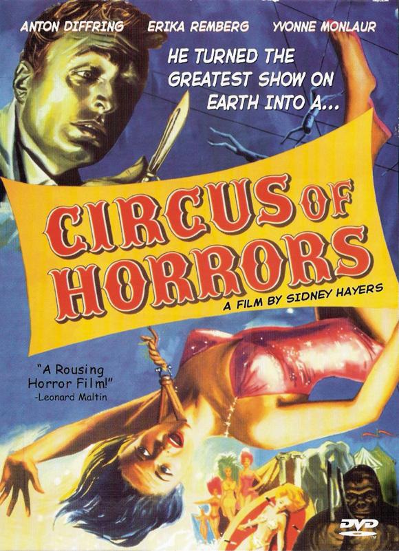 El fantasma del circo