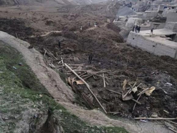 deslave afgano