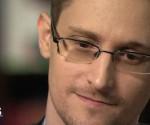 Edward Snowden en NBC. Foto: NBC