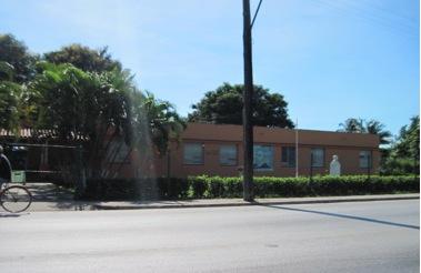 La escuela Manuel Sanguily, de Arroyo Arenas.