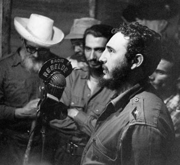 Imagen de Fidel Castro: Sobre la Ley de la Reforma Agraria de 1959