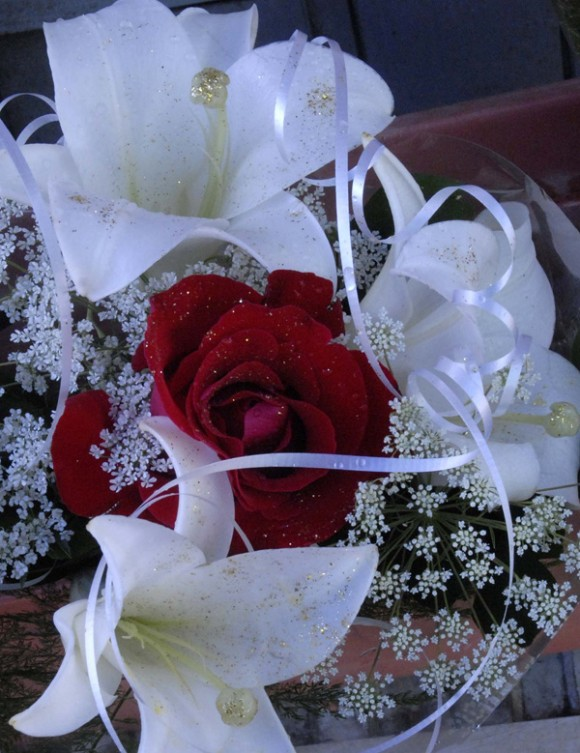 Flores para mamá