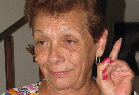 """""""El 20 de mayo de 1902 fue el resultado de una estrategia dirigida a hacer cuanto fuera necesario para que los ocupantes se tuvieran que marchar; ese era el objetivo inmediato y se logró"""", afirma la doctora Francisca López Civeira. Foto: Gabriela López Dueñas"""