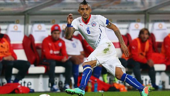 La ilusión chilena pasa por la recuperación de Vidal.